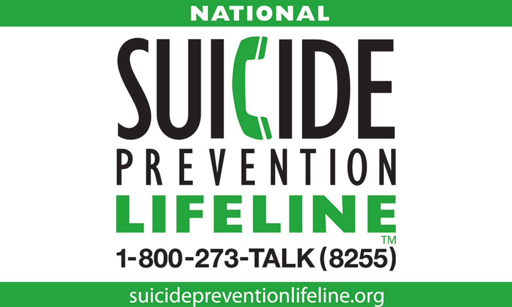 Suicide prevention. Click to learn more about this topic from the Student Wellness center, or call 972-883-8255. The National Suicide Prevention Lifeline can be reached at 1-800-273-8255 or suicidepreventionlifeline.org.